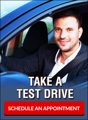 Schedule a test drive at Precision Motor Cars LLC